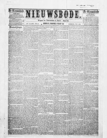 Sheboygan Nieuwsbode 1859-03-09