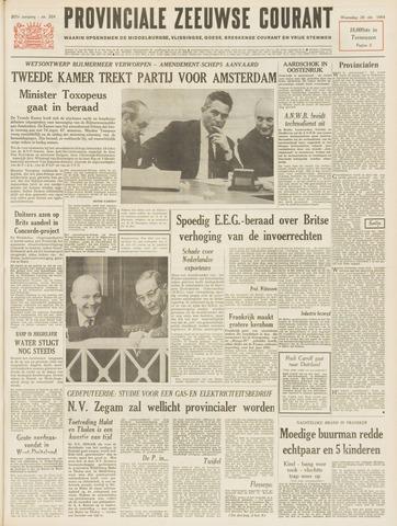 Provinciale Zeeuwse Courant 1964-10-28