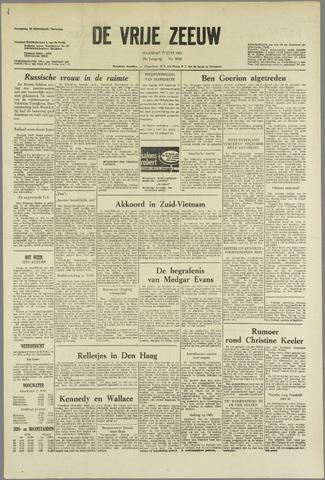 de Vrije Zeeuw 1963-06-17