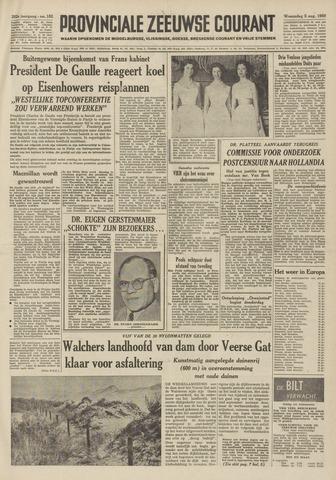 Provinciale Zeeuwse Courant 1959-08-05