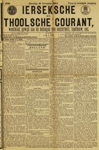 Ierseksche en Thoolsche Courant 1904-11-19