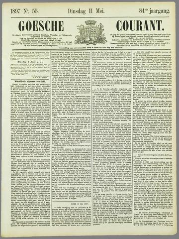 Goessche Courant 1897-05-11