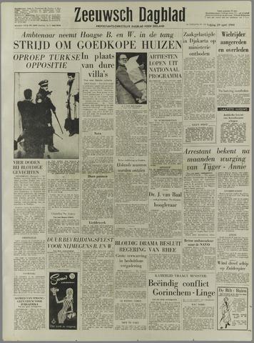 Zeeuwsch Dagblad 1960-04-29