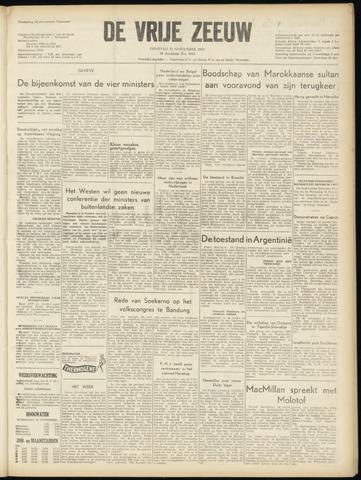 de Vrije Zeeuw 1955-11-15