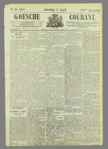 Goessche Courant 1913-04-05
