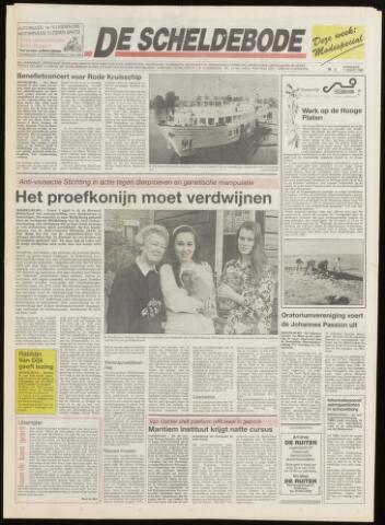 Scheldebode 1993-03-17