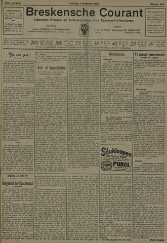 Breskensche Courant 1930-09-06