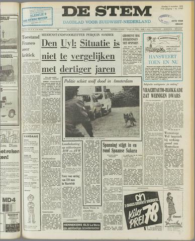 de Stem 1975-11-04