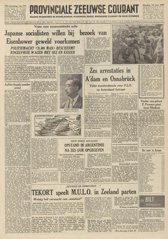 Provinciale Zeeuwse Courant 1960-06-14
