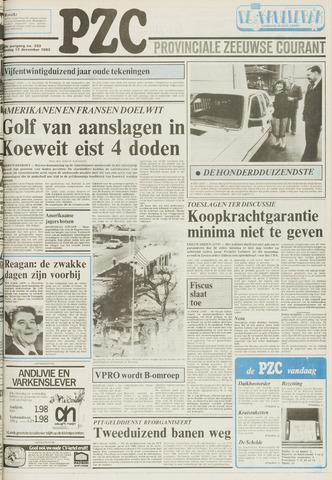 Provinciale Zeeuwse Courant 1983-12-13