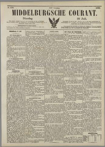 Middelburgsche Courant 1902-07-22