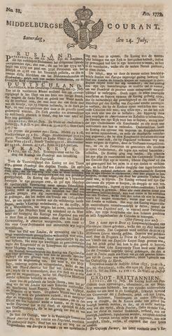 Middelburgsche Courant 1779-07-24
