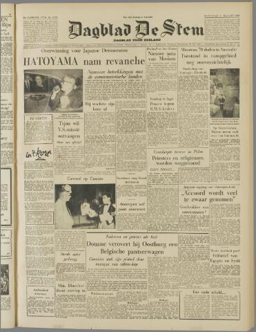 de Stem 1955-03-01