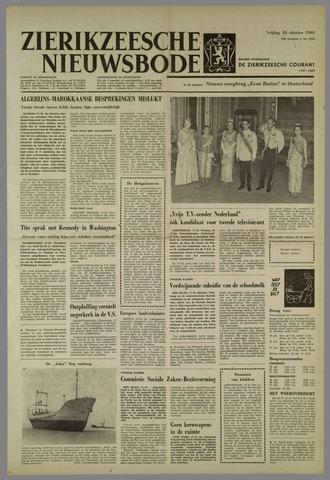 Zierikzeesche Nieuwsbode 1963-10-18