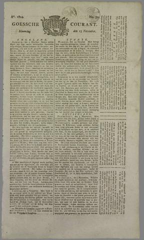 Goessche Courant 1824-11-15