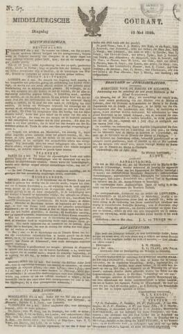 Middelburgsche Courant 1829-05-12
