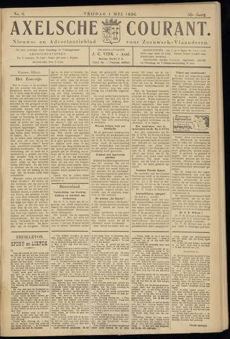 Axelsche Courant 1936-05-01