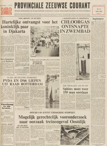 Provinciale Zeeuwse Courant 1971-08-27