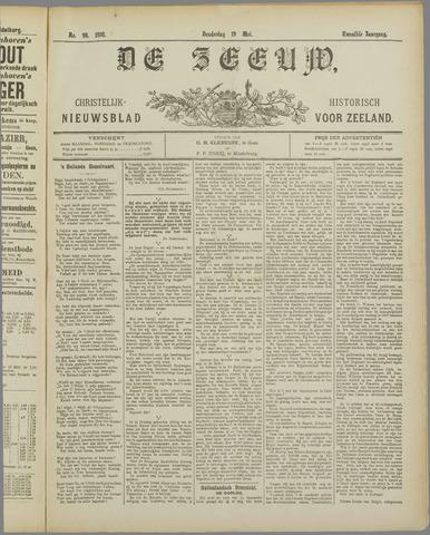 De Zeeuw. Christelijk-historisch nieuwsblad voor Zeeland 1898-05-19