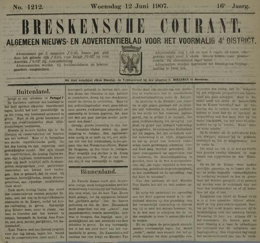 Breskensche Courant 1907-06-12