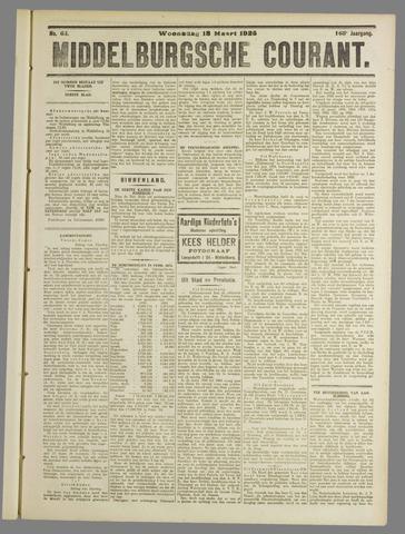 Middelburgsche Courant 1925-03-18