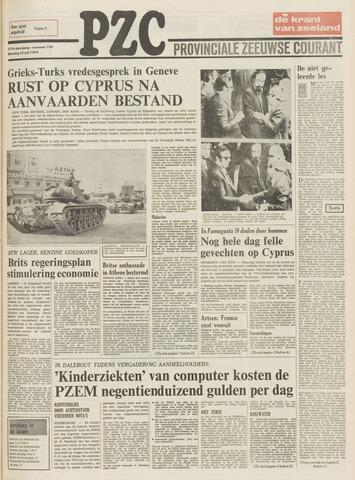Provinciale Zeeuwse Courant 1974-07-23