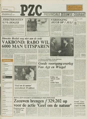 Provinciale Zeeuwse Courant 1977-11-26