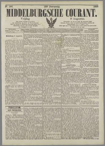 Middelburgsche Courant 1895-08-09