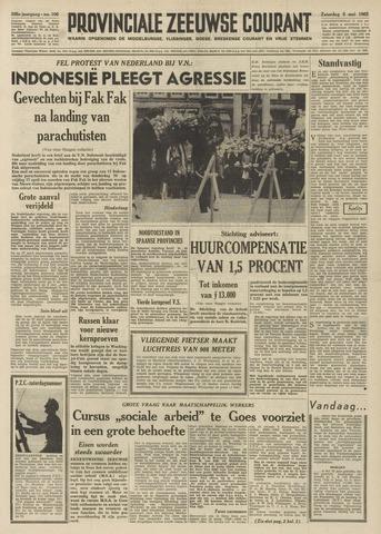 Provinciale Zeeuwse Courant 1962-05-05