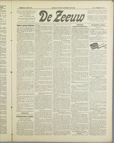 De Zeeuw. Christelijk-historisch nieuwsblad voor Zeeland 1937-05-12