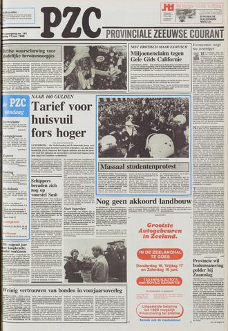 Provinciale Zeeuwse Courant 1988-06-17