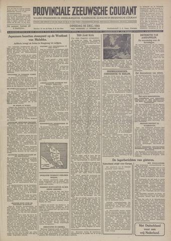 Provinciale Zeeuwse Courant 1941-12-16