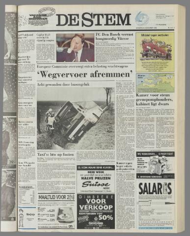 de Stem 1992-12-03