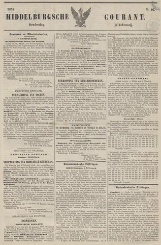 Middelburgsche Courant 1852-02-05