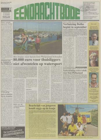 Eendrachtbode (1945-heden)/Mededeelingenblad voor het eiland Tholen (1944/45) 2003-06-26