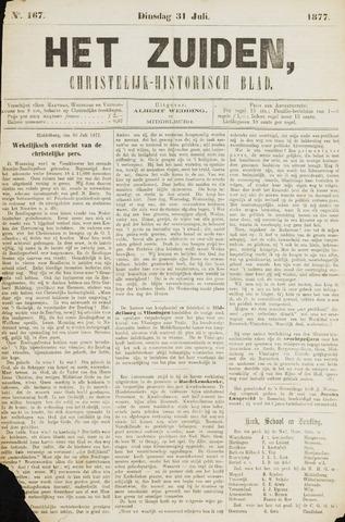 Het Zuiden, Christelijk-historisch blad 1877-07-31
