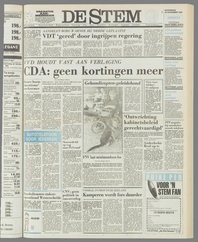 de Stem 1984-11-28