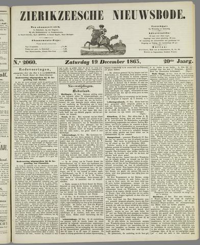 Zierikzeesche Nieuwsbode 1863-12-19