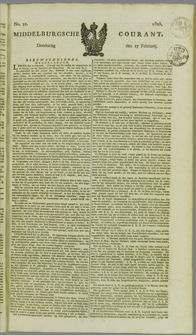 Middelburgsche Courant 1825-02-17