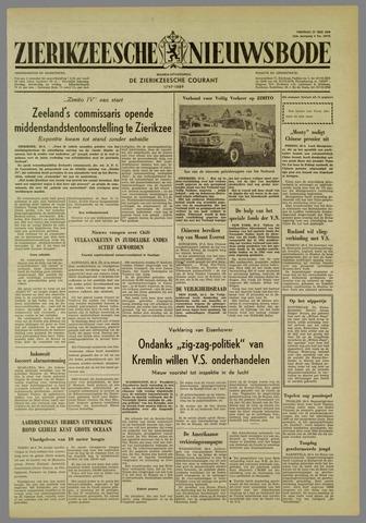 Zierikzeesche Nieuwsbode 1960-05-27
