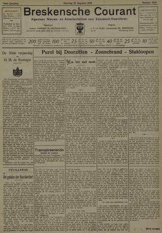 Breskensche Courant 1930-08-30