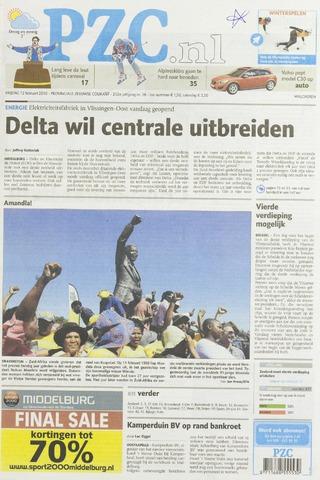 Provinciale Zeeuwse Courant 2010-02-12
