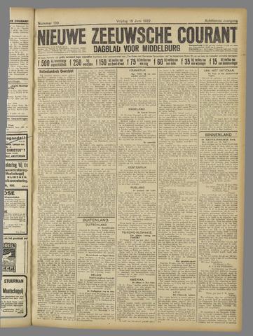 Nieuwe Zeeuwsche Courant 1922-06-16