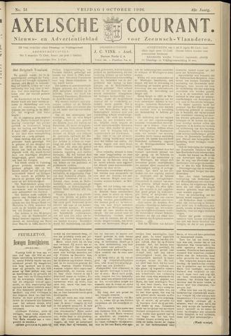 Axelsche Courant 1926-10-01
