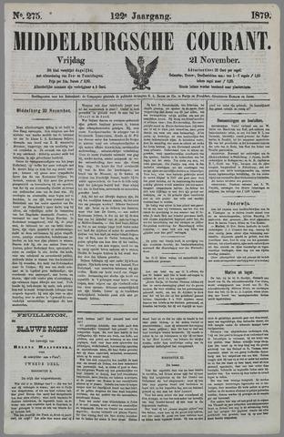 Middelburgsche Courant 1879-11-21