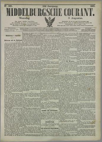 Middelburgsche Courant 1891-08-03