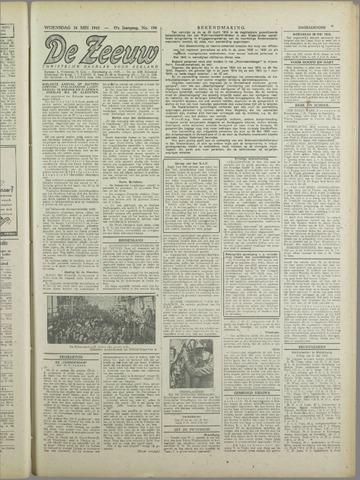 De Zeeuw. Christelijk-historisch nieuwsblad voor Zeeland 1943-05-26
