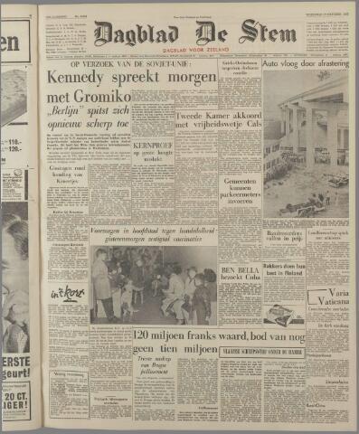 de Stem 1962-10-17