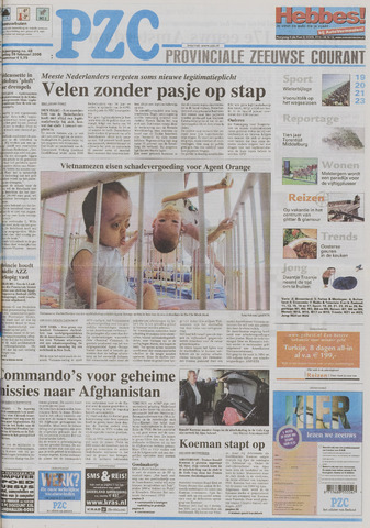 Provinciale Zeeuwse Courant 2005-02-26