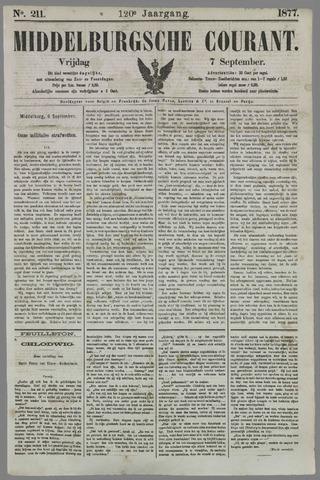 Middelburgsche Courant 1877-09-07
